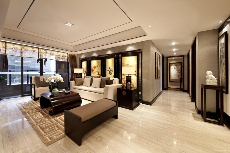 中央香榭 新中式四室居